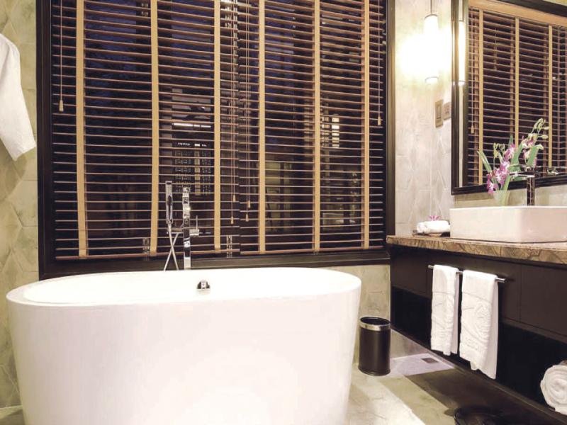Hình ảnh thiết bị vệ sinh Indochine Sapa Hotel Resorts