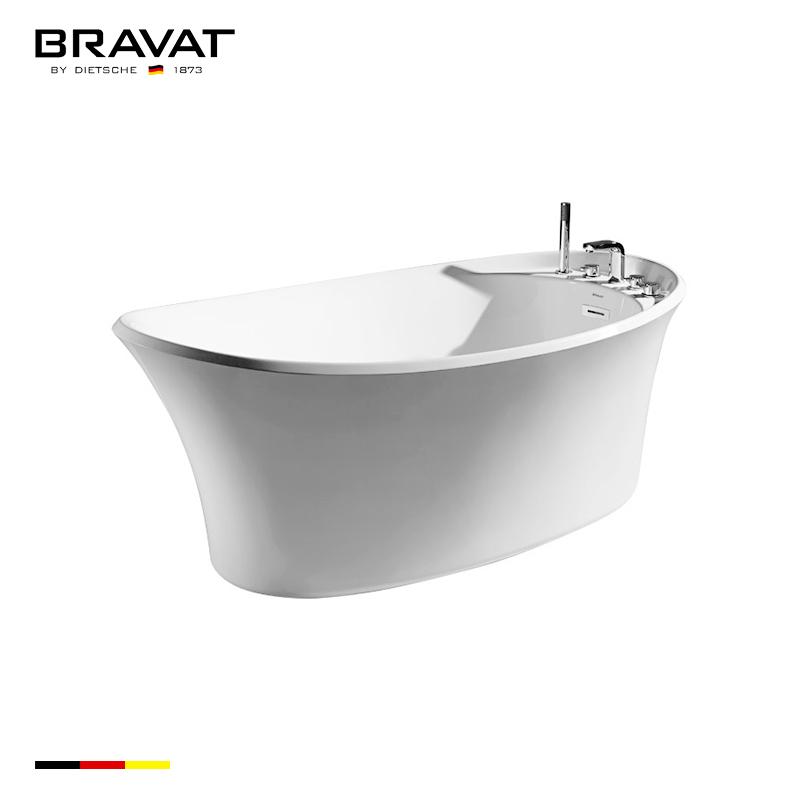 1.5 mm Free Standing Bathtub B25548TW-1W