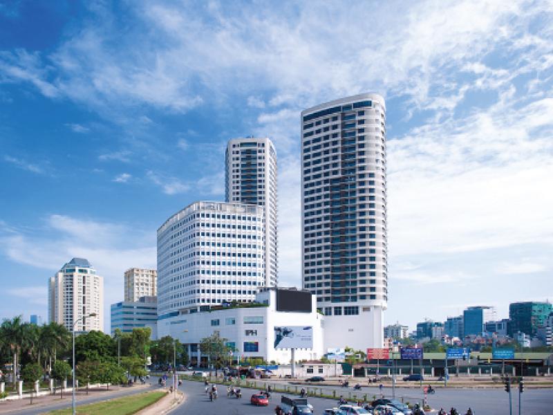 Chung cư Indochina Plaza – Hà Nội