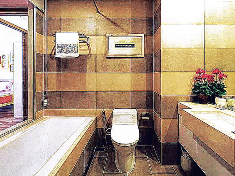 Hình ảnh thiết bị vệ sinh cao cấp của dự án Riva Park Apartment Ho Chi Minh