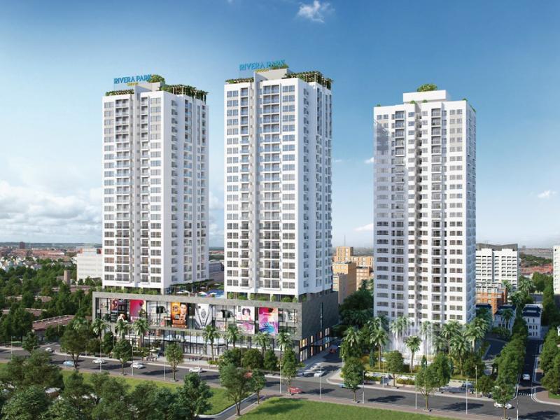 Hình ảnh dự án Riva Park Apartment Ho Chi Minh