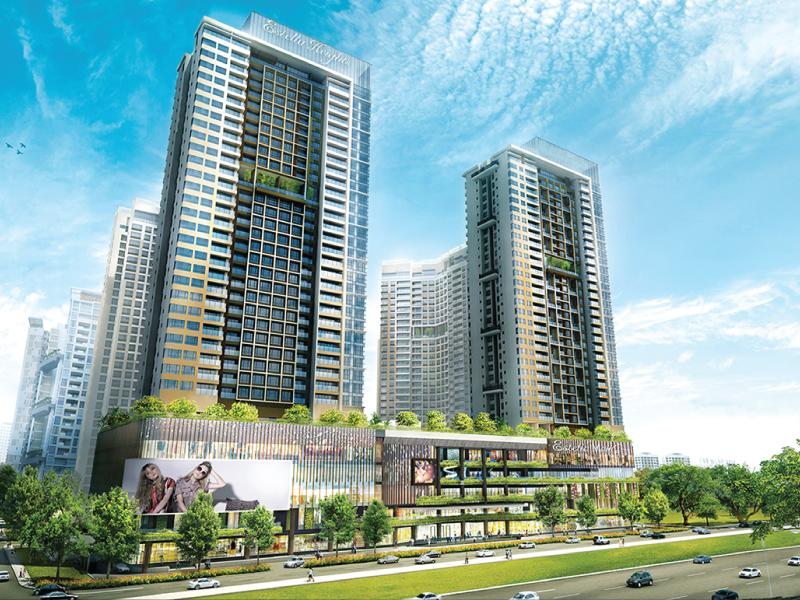 The Estella Heights Apartment