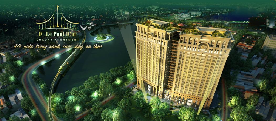 Dự án D' Le Pont D'or – Một trong những dự án cao cấp của Tân Hoàng Minh