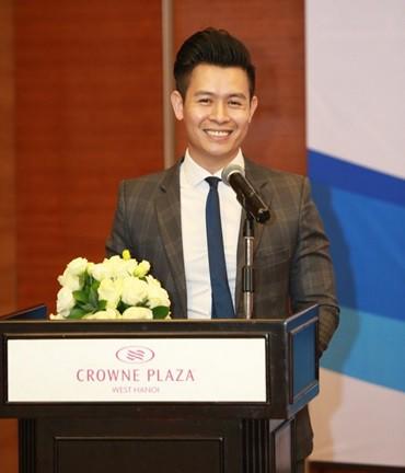 Ông Lê Văn Thăng - Phó chủ tịch HĐQT Bravat Miền Bắc