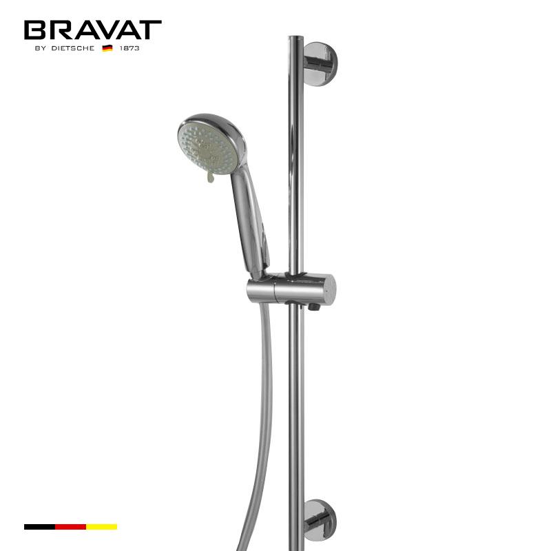 Sliding Bar w/Shower Set D122C-ENG