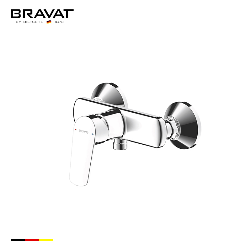 Single Handle Wall Mounted Shower Mixer F9429564CP-01-ENG
