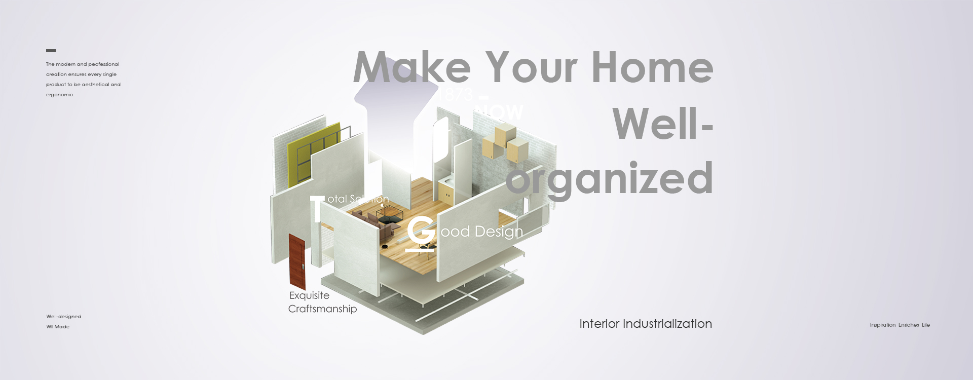 Make Your Home Well-organized