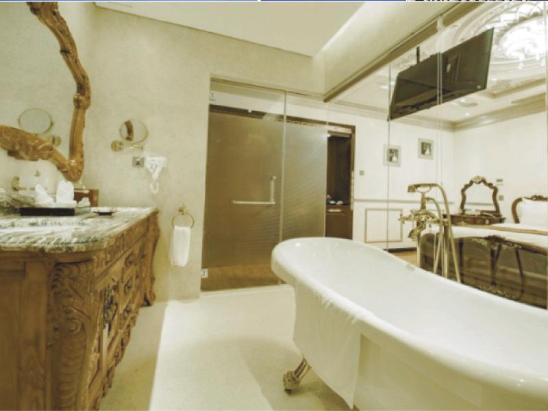Thiết bị vệ sinh Cicilia Nha Trang Hotel & Spa