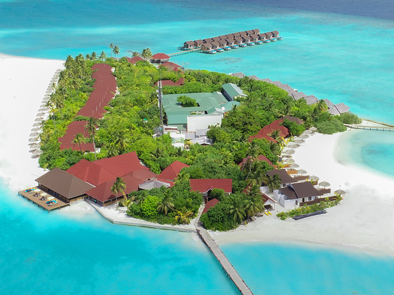 Dhigufaru Resort Maldives