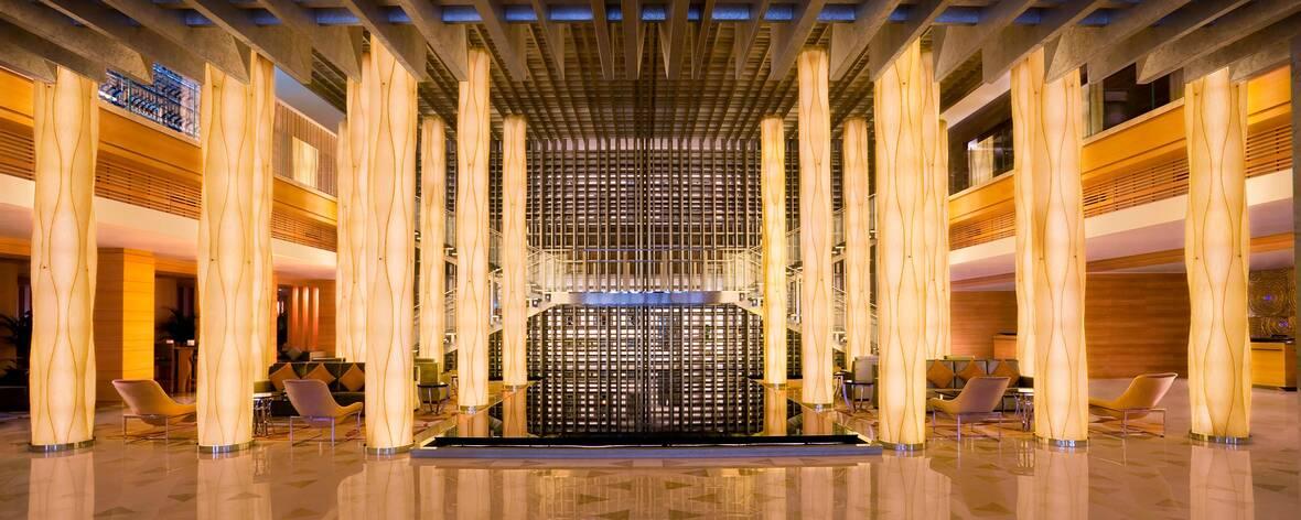 Sảnh khách sạn JW Marriott Hotel Shenzhen